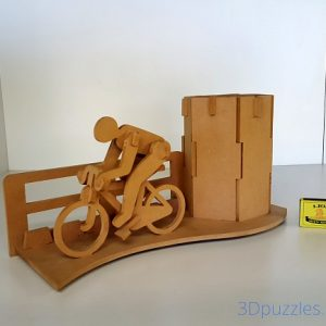 Bicycle Pen Holder
