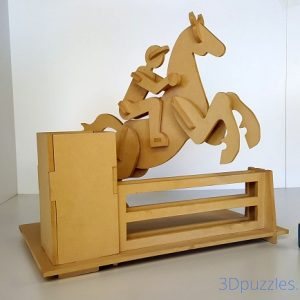 Horse Pen Holder