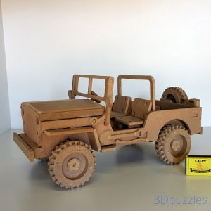 Outback Jeep