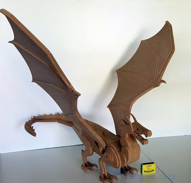 Scorch Welsh Dragon