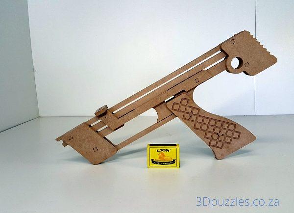 Space Gun Built